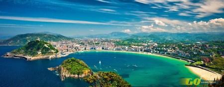 Las playas más visitadas
