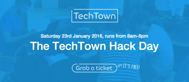 Head over to the TechTown website for more information about this and future events.