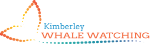 Kimberley whale watching logo - Broome whale watching tours