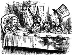 Alice in Wonderland (John Tenniel)