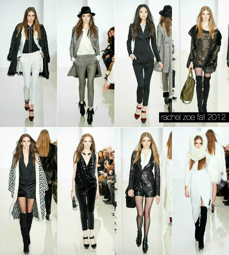 Runway Reviews: Fashion Week F/W12 (Part III)