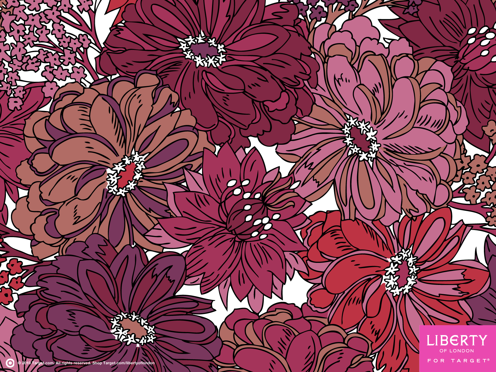 Design Love Fest Fall Wallpaper Pretty Patterns Dream