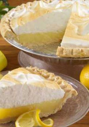 lemon meringue pie recipe free printable