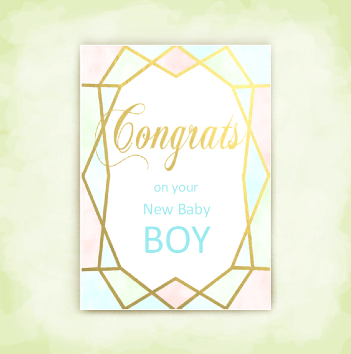 congratulations on your baby announcement - Josemulinohouse