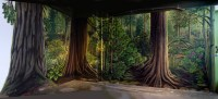 Painted Wall Murals Nature - [peenmedia.com]