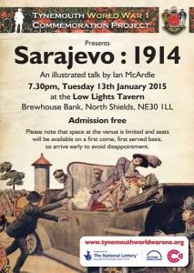 Sarajevo: 1914