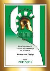 Certificate 2011-12