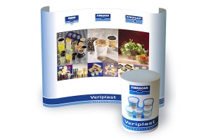 Veriplast pop up display