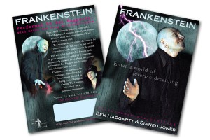 Fankenstein flyer