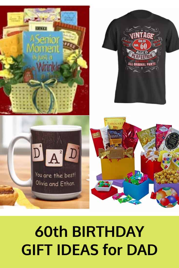 60th Birthday Gifts Ideas For Dad Gift Ftempo SaveEnlarge 17 Good