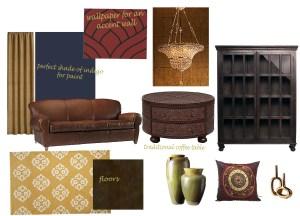 Middle Eastern Interior Design Ideas