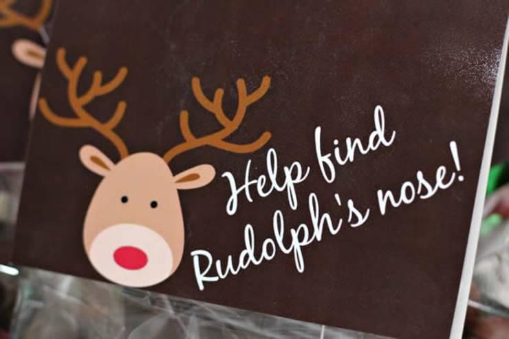 CUTE Christmas Treat Bags! EASY Reindeer Snack Bag Idea w/ Printable