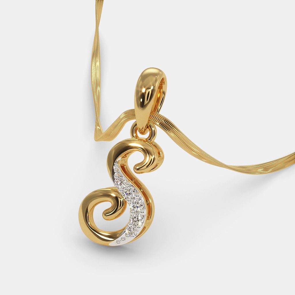 Gold S The Liham S Pendant