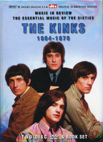Book Talk Ltd Music In Review The Kinks 1964 1978