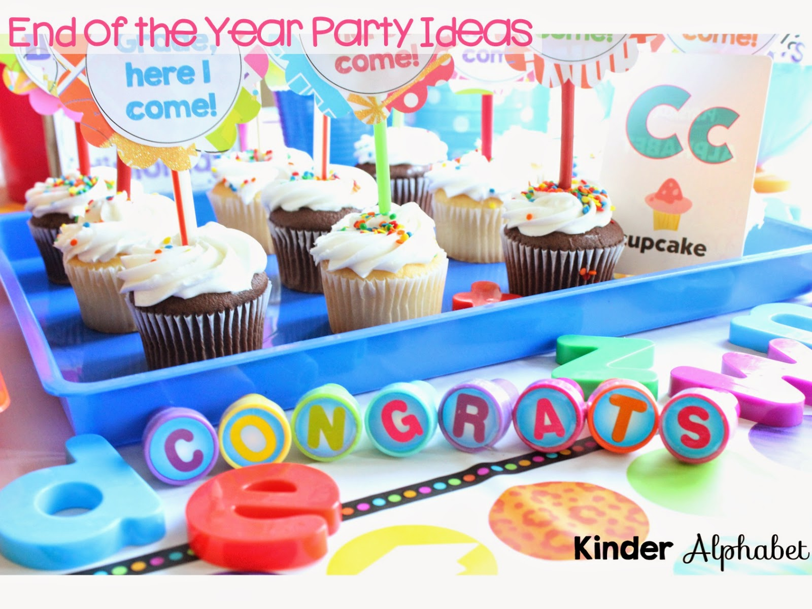 Kinderessen Party End Of The Year Party Ideas 2
