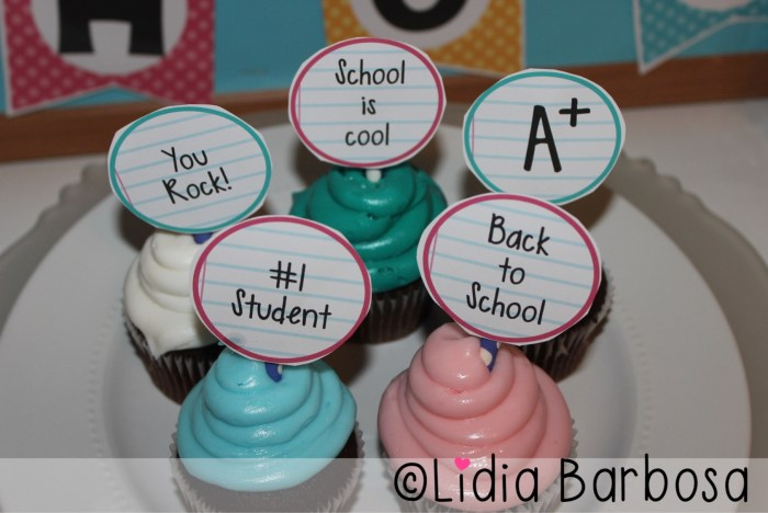 back to school party lidia barbosa 19