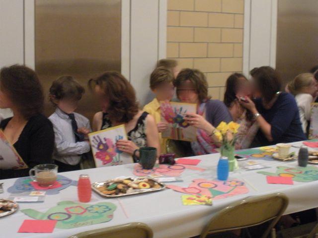 Mother\u0027s Day Tea Party Pics