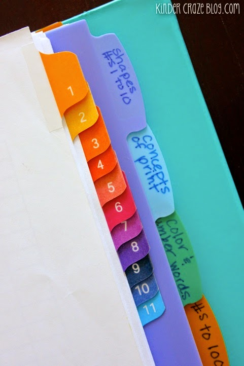 Back to School Organization with Avery Products, FREE Binder Covers - folder dividers tabs