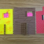 The Three Little Pigs – Construction Paper Puppets