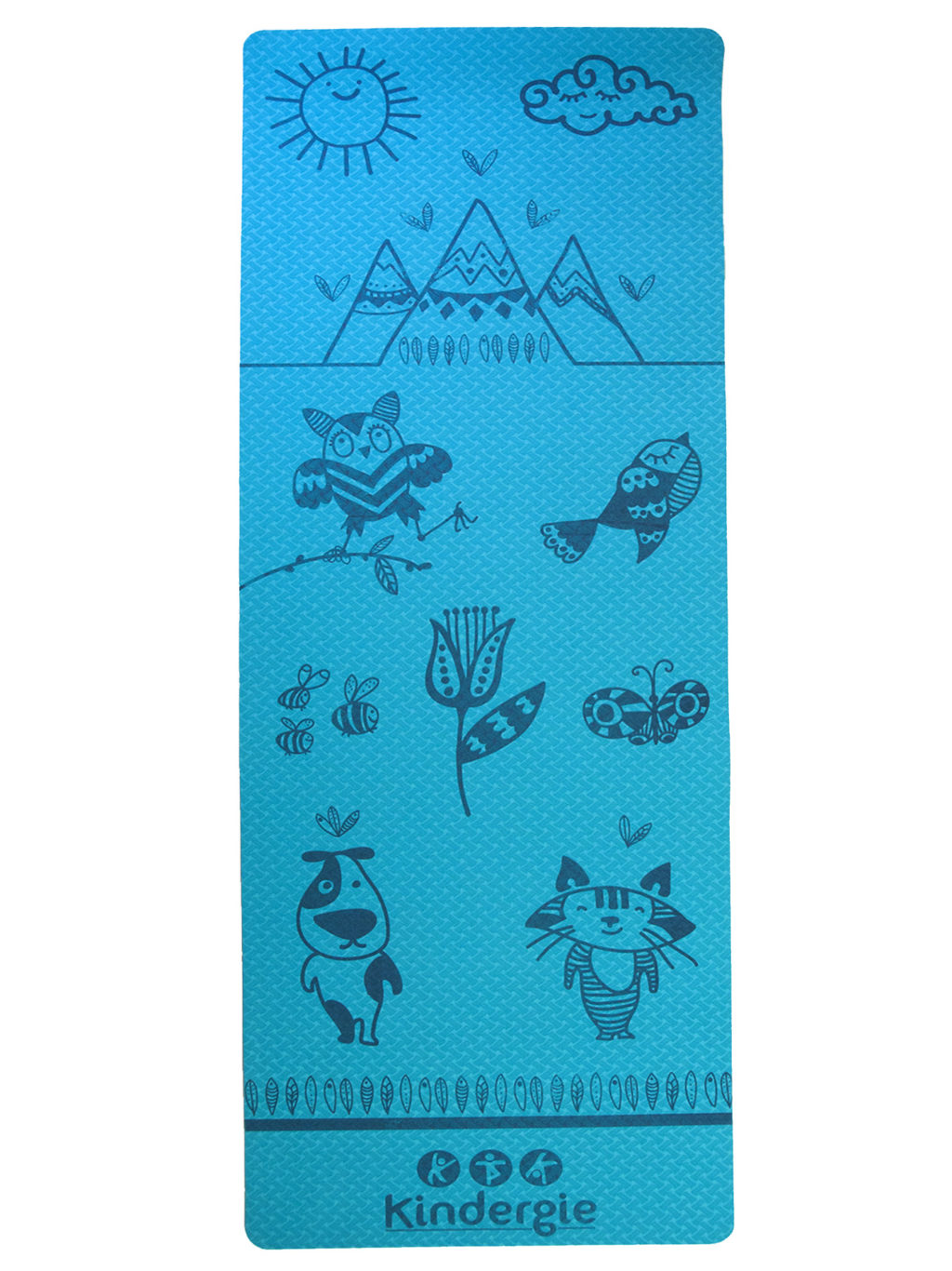 Amazon Yogamatte Yoga Mat For Kids Special Design For Children Toddler