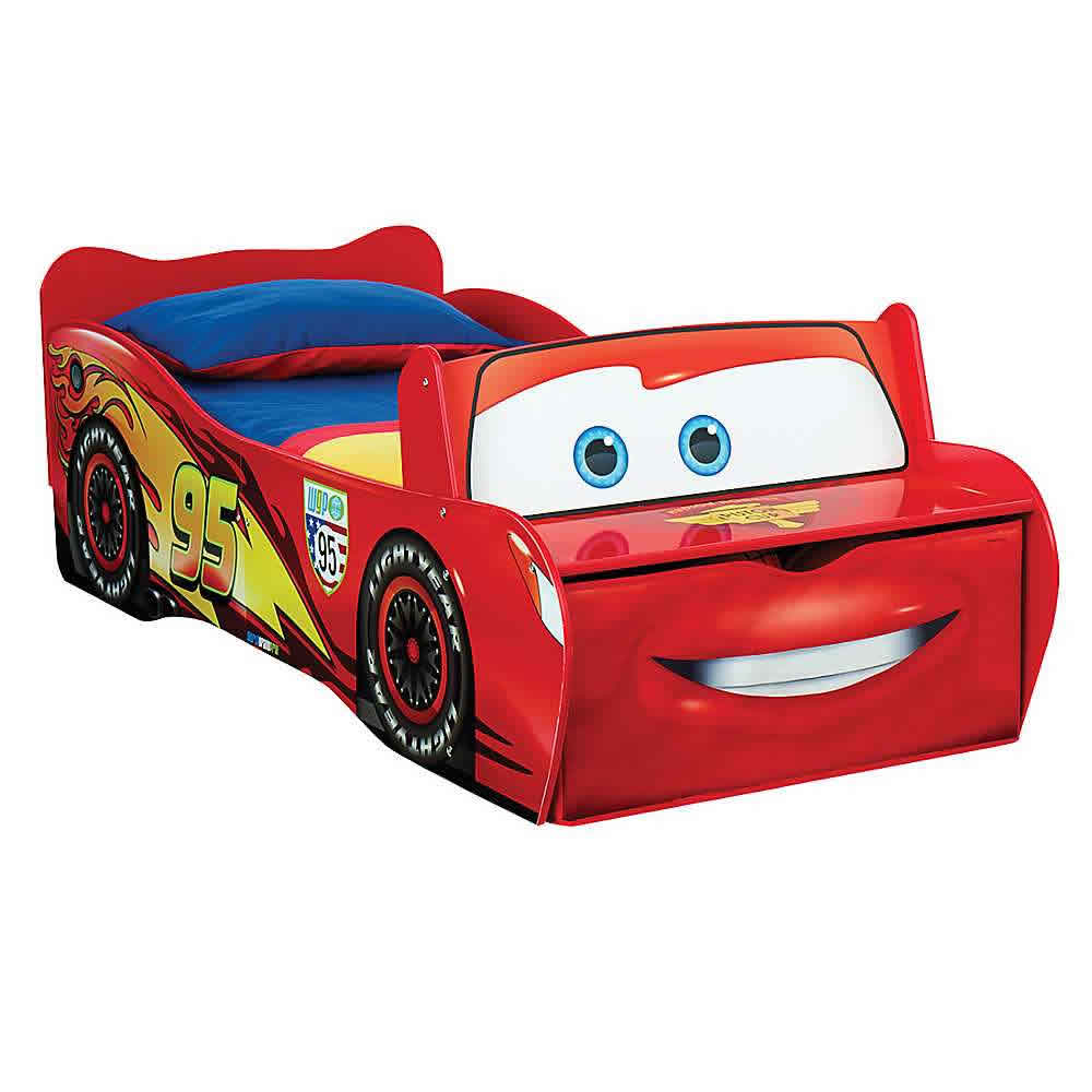 Houten Kinderbed Disney Cars Kinderbed Disney Cars Bed Pixar Cars