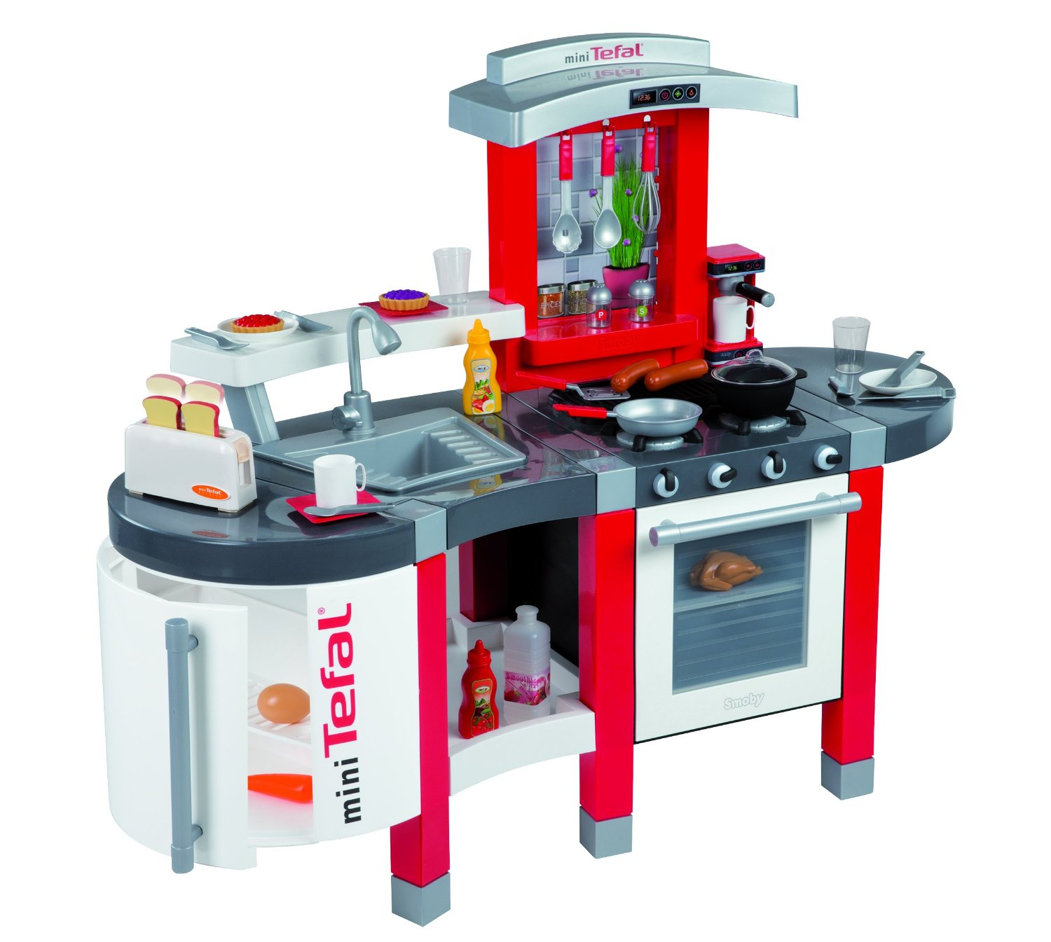 Smoby Tefal Super Chef Küche Excellence Kinderküche Ratgeber