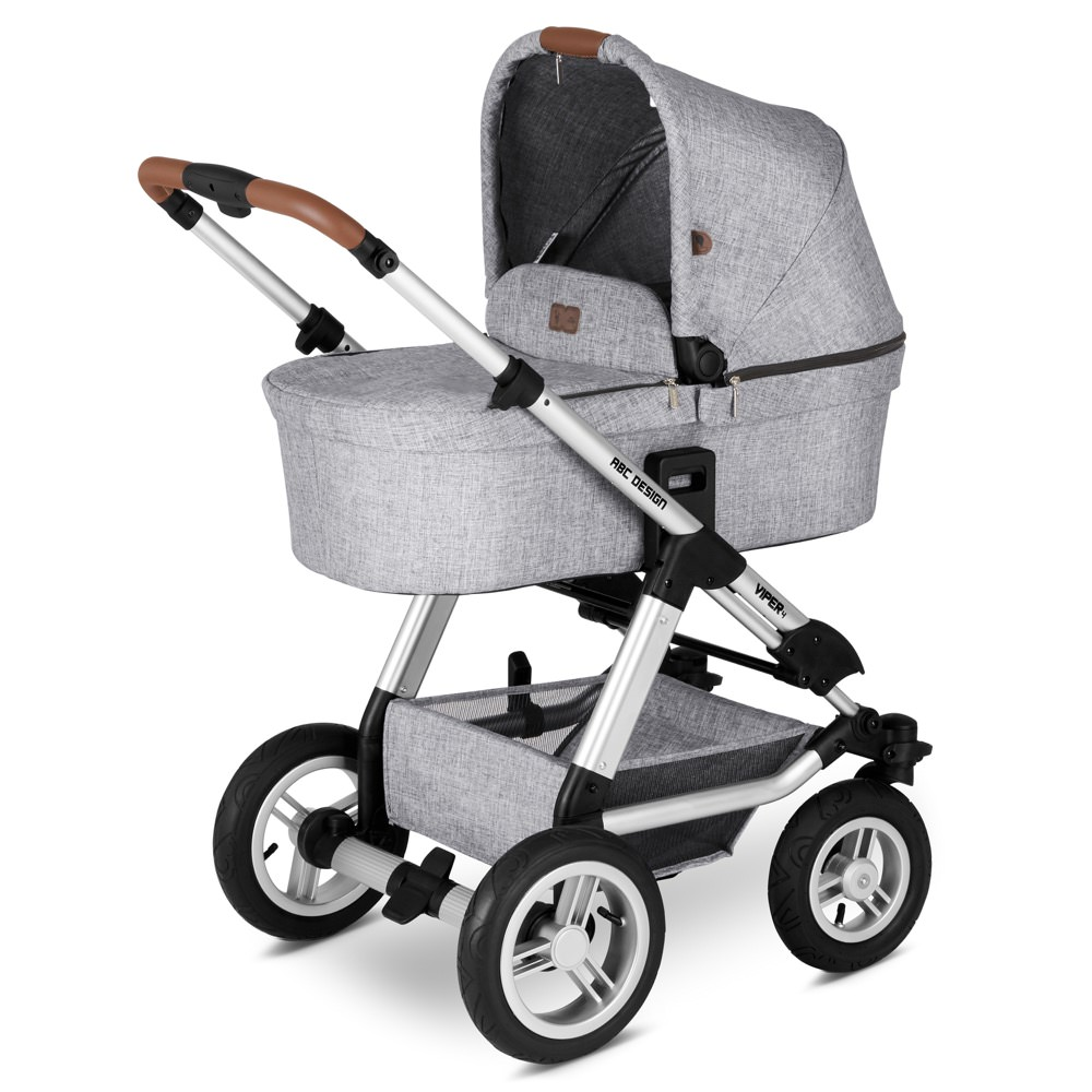 Pro Baby Kindersitz Abc Design Viper 4 Kinderwagen Set 3 In 1 Modell 2020