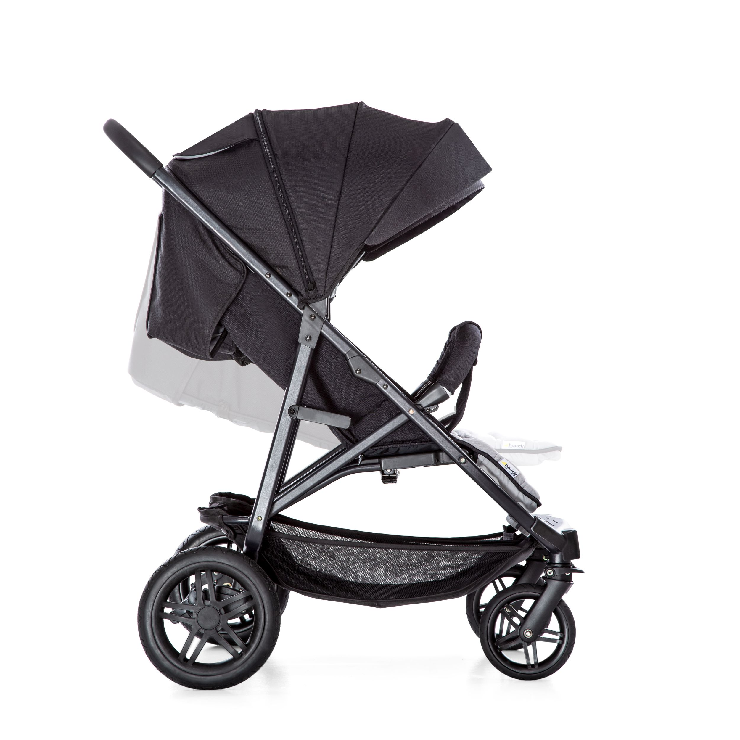 Tweeling Kinderwagen Abc Zoom Hauck Rapid 3r Duo