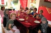 "Kuchen-Backform ""Ritterburg"" (Verleih) - Kinderparty ..."