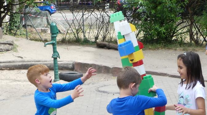 Sommerzeit im Kinderreich