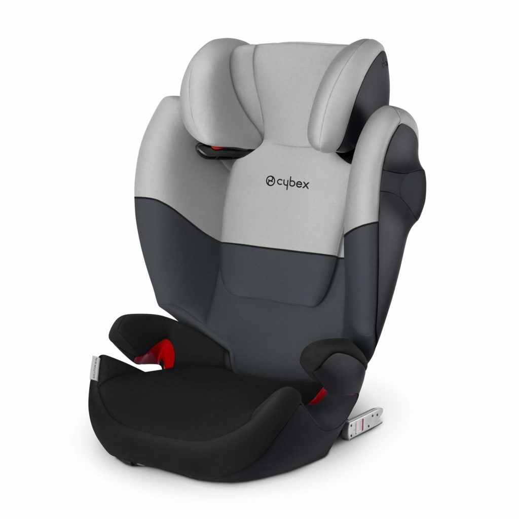 Cybex Isofix Nachrüsten Cybex Solution M Fix Sl Test Gold Mit Isofix Kindersitz