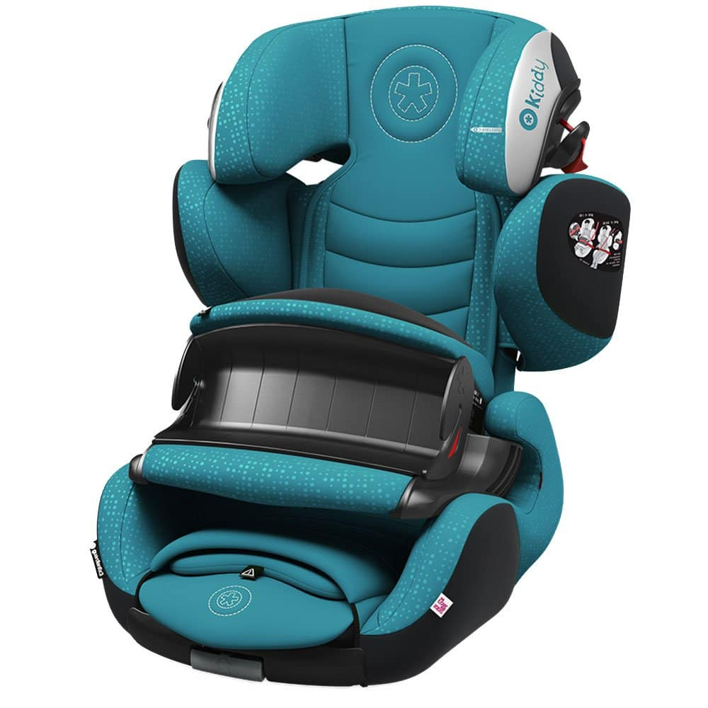 Babyschale Cybex Flugzeug Kiddy Guardianfix Pro 3 Test Kindersitz Tests 2019