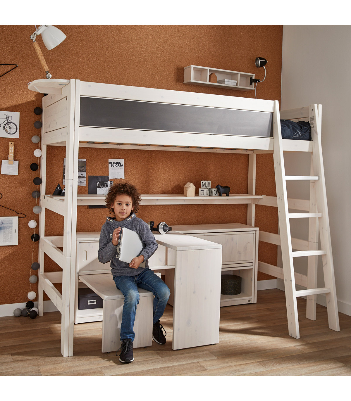Lifetime Kinderzimmer Hilbert Play And Store Mit Roll Lattenrost