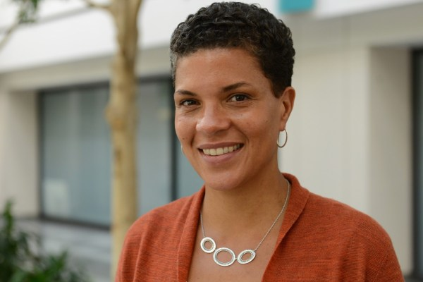 PLAYA DEL REY, CA - OCTOBER 20:  Author and activist Michelle Alexander attends Michelle Alexander VIP Reception And Justice On Trial Film Festival at Loyola Marymount University on October 20, 2013 in Playa del Rey, California.  (Photo by Vivien Killilea/WireImage)