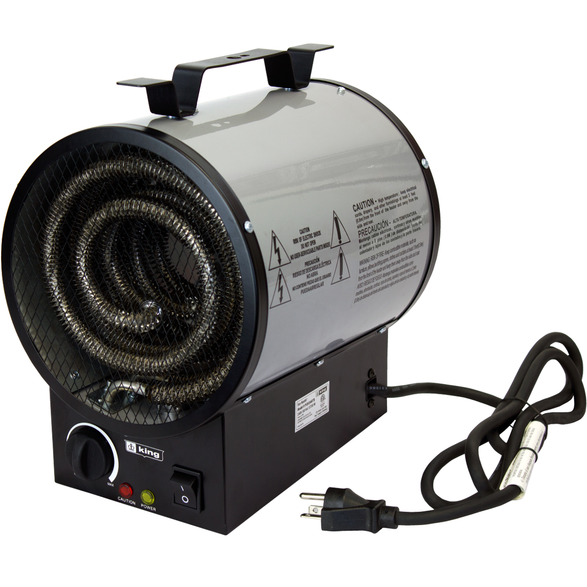 King Electric Garage Heater King Electric Model Pgh2448tb