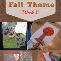 FALL Themed Activities - Week 2