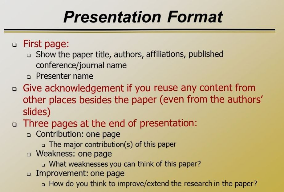 How to Write Speech and Presentation with Example at KingEssays©