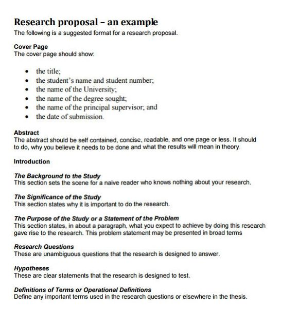How to write a research proposal with examples at KingEssays©