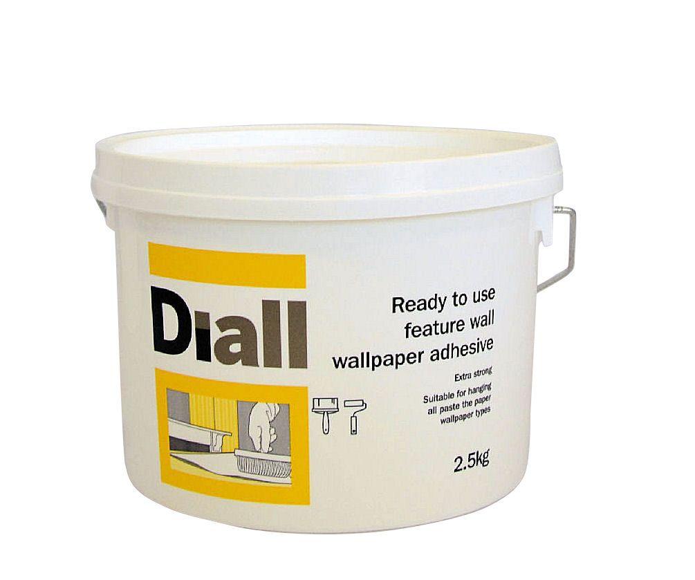 B&Q Paste The Wall Wallpaper Adhesive | Departments | DIY at B&Q