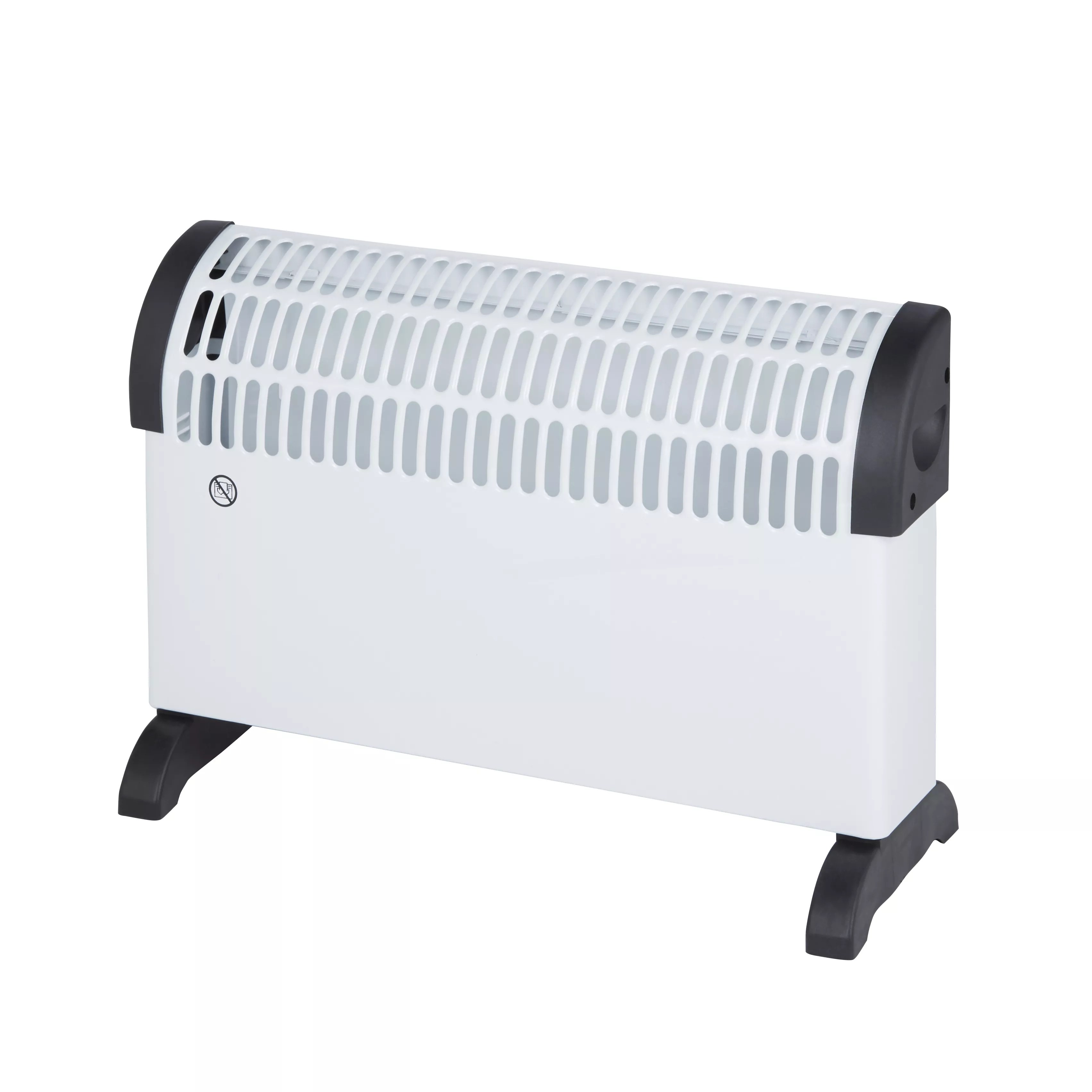 Electric White Convector Heater Departments Tradepoint