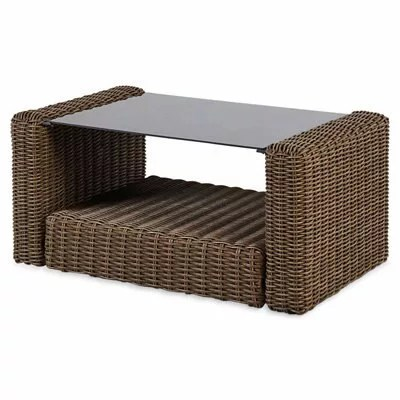 Soron Rattan Sofa B&q Soron Rattan Coffee Table Departments Diy At B Andq