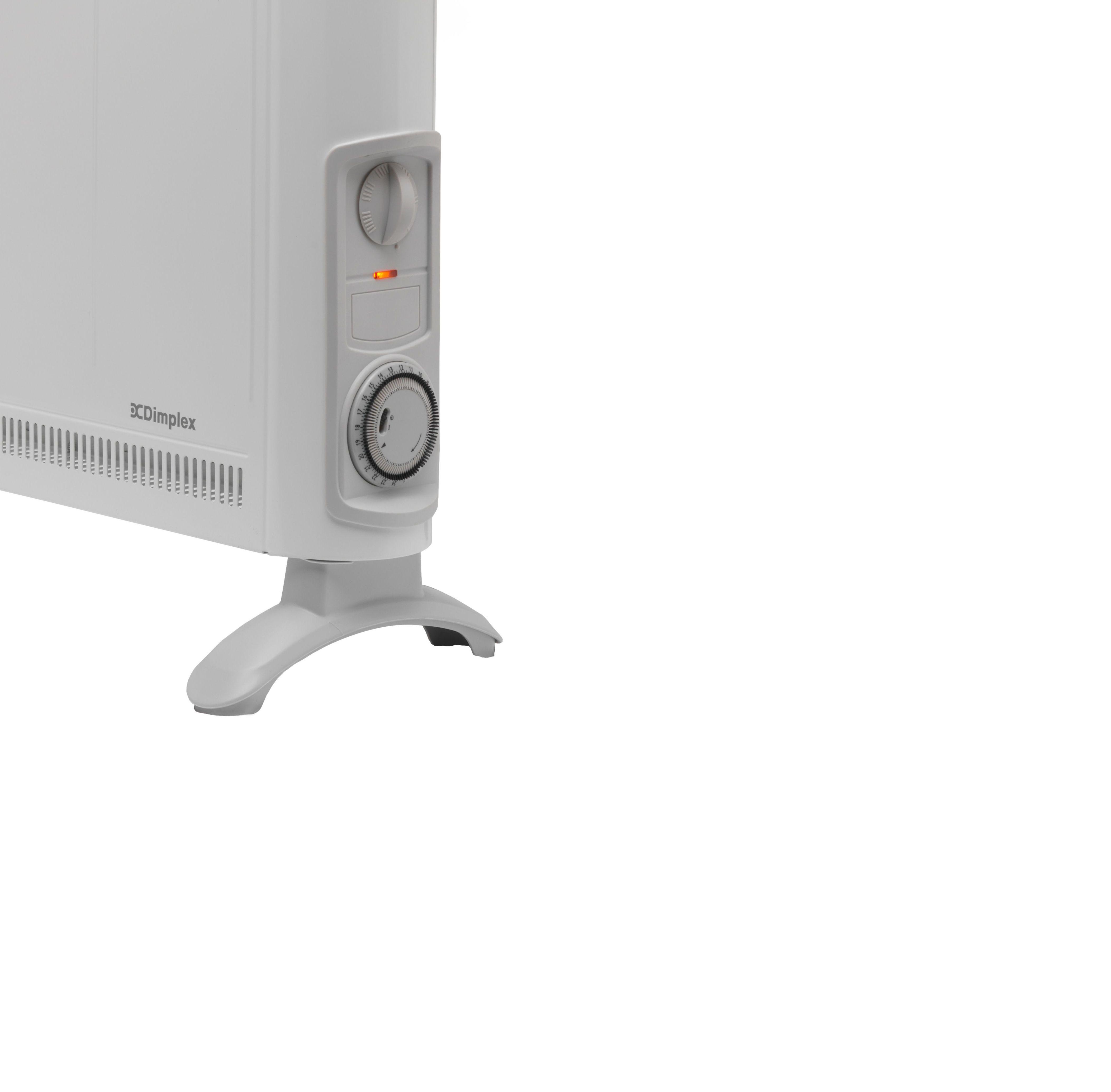 Dimplex Electric 2000w White Convector Heater