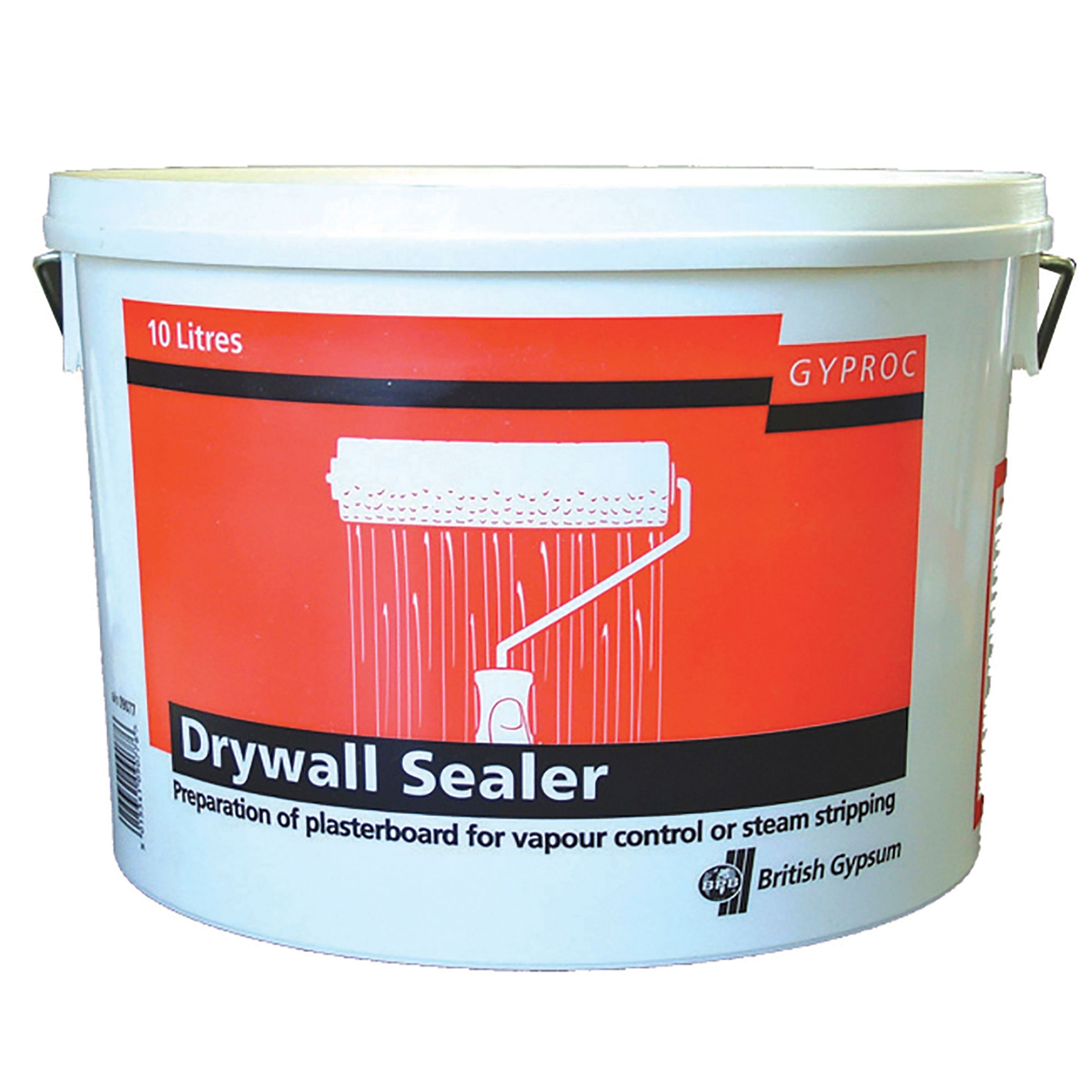 Gipsplaten Watervast Gyproc Drywall Sealer 10000ml Departments Diy At B Andq