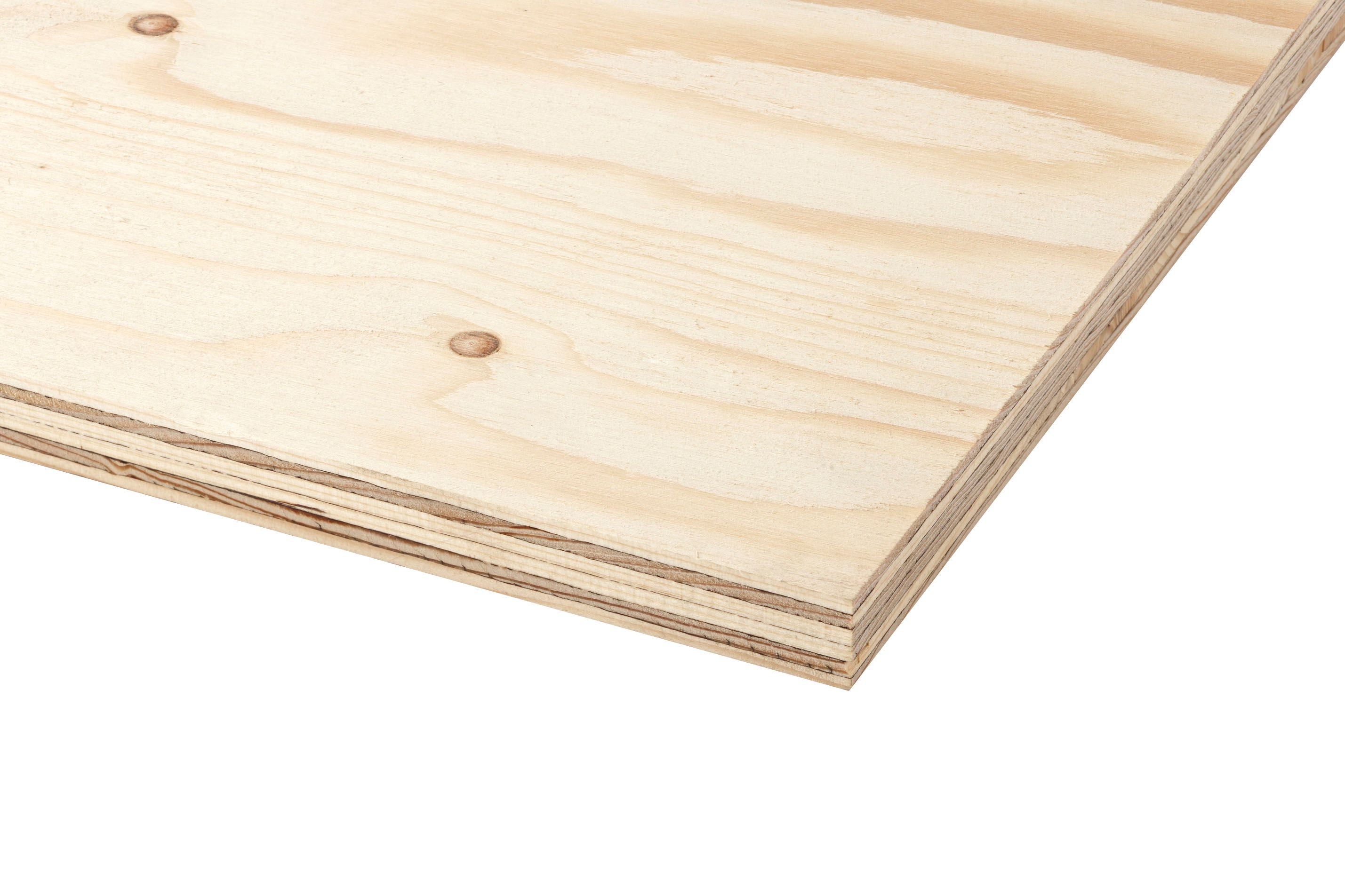 18mm Betonplex Spruce Plywood Board Th 18mm W 1220mm L 2440mm