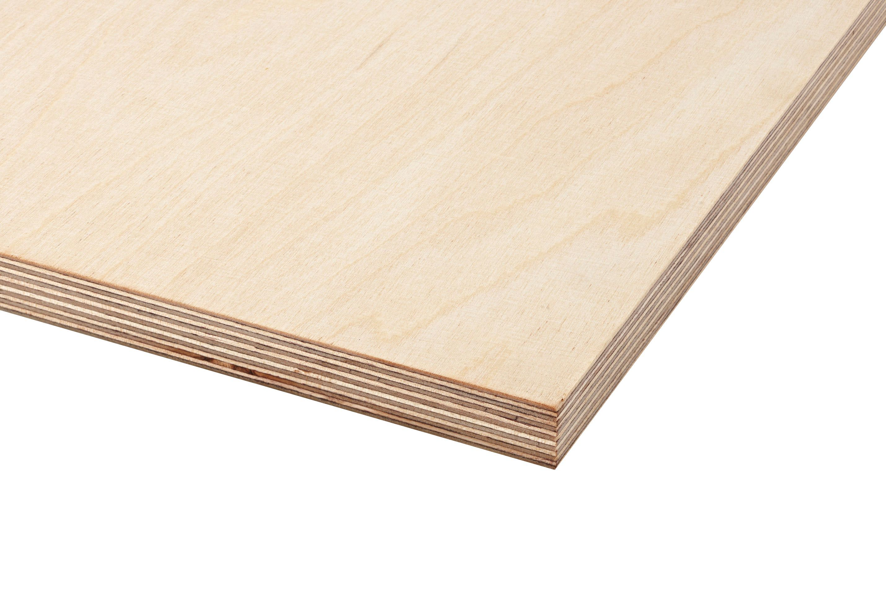 18mm Betonplex Birch Plywood Th 18mm W 1220mm L 2440mm Departments