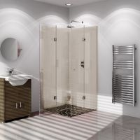 Vistelle Safari Single Shower Panel (L)2.44m (W)1.22m (T ...