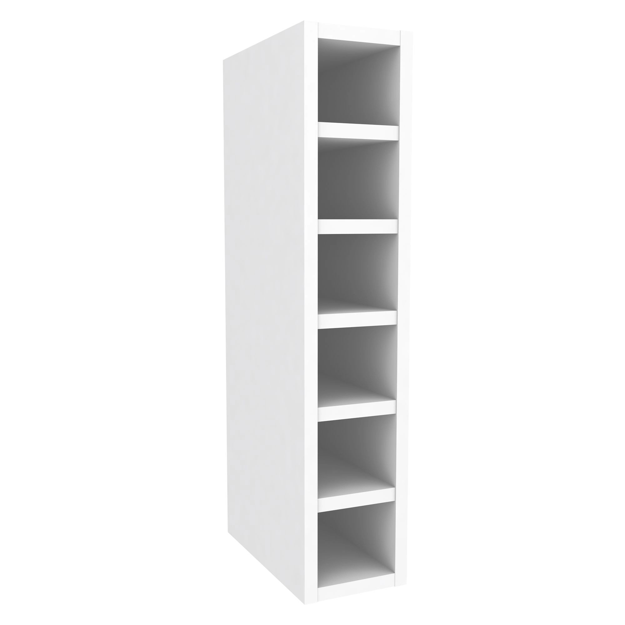 White Wall Wine Rack Cooke And Lewis White Wine Rack Wall Cabinet W 150mm