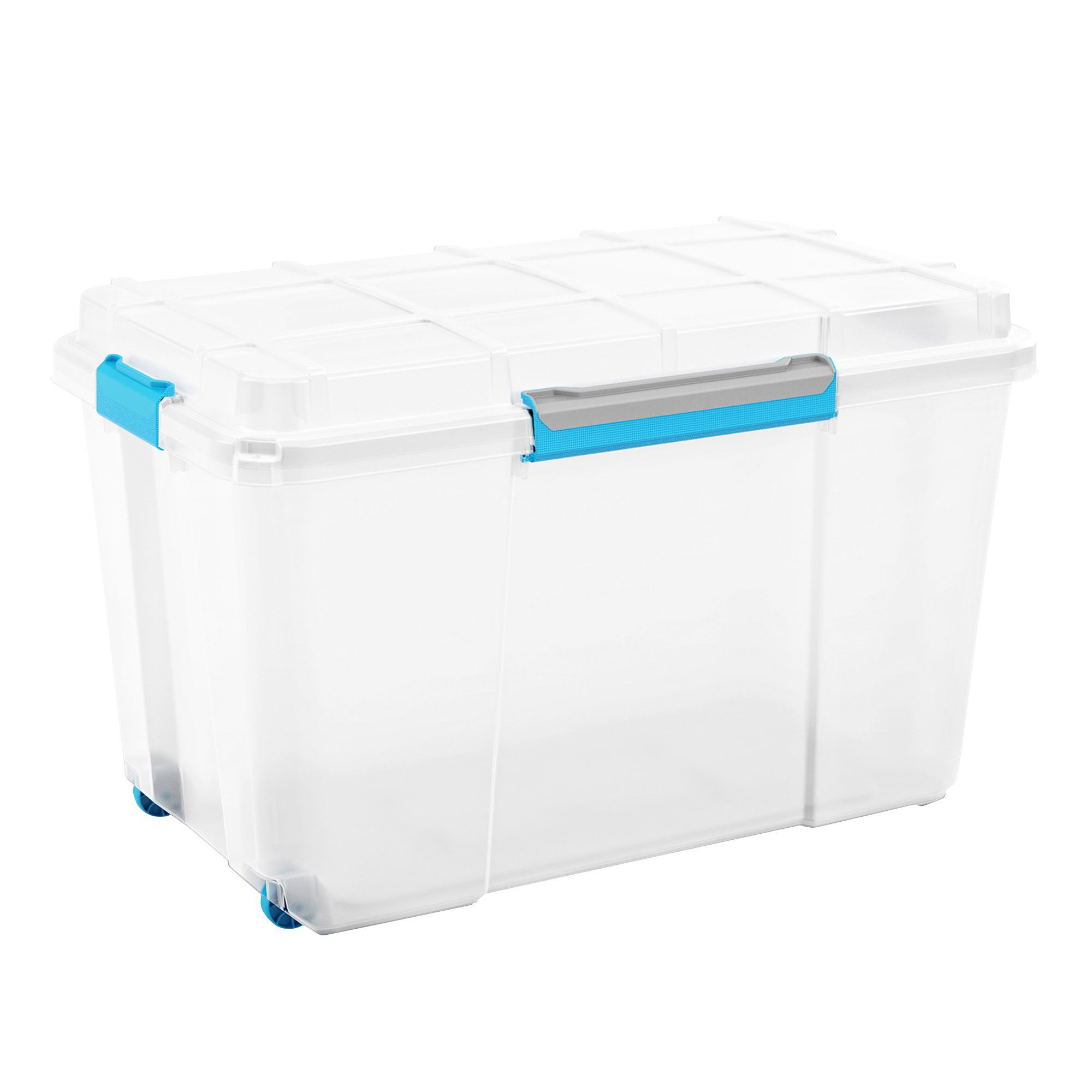 Kis Scuba Box L Kis Scuba 106l Plastic Storage Box Departments Tradepoint