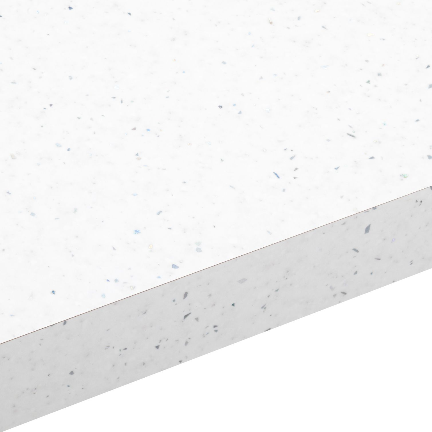 28mm astral white gloss square edge worktop l 2000mm d 365mm departments diy at b q