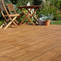 How to build a basic, ground-level deck | Ideas & Advice ...